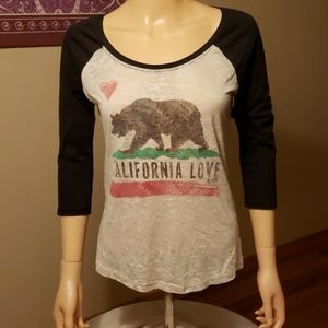 Billabong Baseball Tee